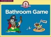Bathroom Vocabulary ESL Vocabulary Grammar Interactive Pirate Waters Board Game