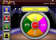 school subjects vocabulary game