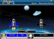 space, solar system game