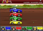 Countable uncountable a an rally game