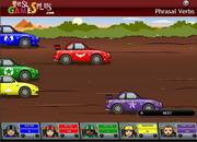 Phrasal verbs rally game