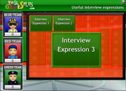 Useful interview expressions spin game
