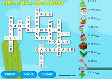 Christmas Interactive Crossword