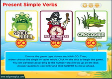 Present Simple Verbs