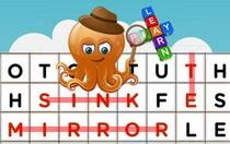 Bathroom Interactive Word Search