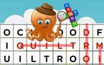 Bedroom Interactive Word Search