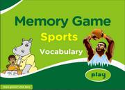 Sports Vocabulary ESL Memory Game