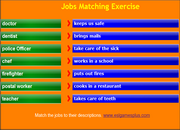 Jobs ESL Vocabulary Mobile Game – iPad, iPhone, HTML5