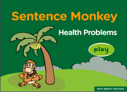 Modal Verb 'Should', 'Shouldn't' for Giving Advice on Health Problems, ESL Grammar Activity