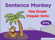 Past Simple, Irregular Verbs, ESL Grammar Interactive Activity Online