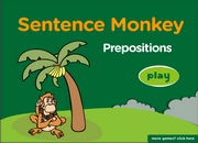 Prepositions of Place ESL Fun Game Online, Grammar Practice