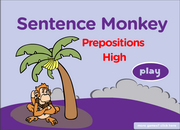 Prepositions Review ESL Grammar Activity Online