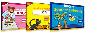 Phonics Games and Videos