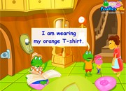 Clothes & Weather Dialogue