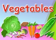Vegetable Market Lesson Sentences & Words