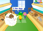 Pets ESL Lesson Dialogue