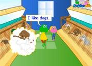 Pets ESL Lesson Dialogue