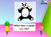 Zoo Animals Sentences & Words