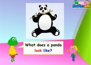 Zoo Animals Sentences & Words