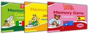 esl memory games