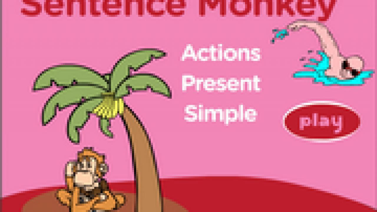 Present Simple Grammar and Sentences Interactive Grammar Game
