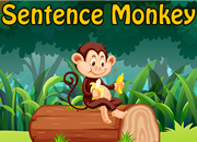 actions-present-simple-tense-sentence-monkey