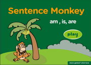 verb to be auxiliary verb am is are esl grammar activity