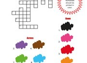 Colors-Crossword