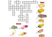 Food-Crossword
