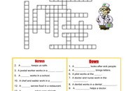 Jobs-Crossword