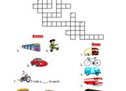 Transportation-Crossword