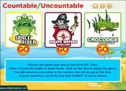 countable-uncountable