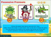 possessive-pronouns