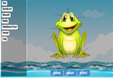 frog-diagram